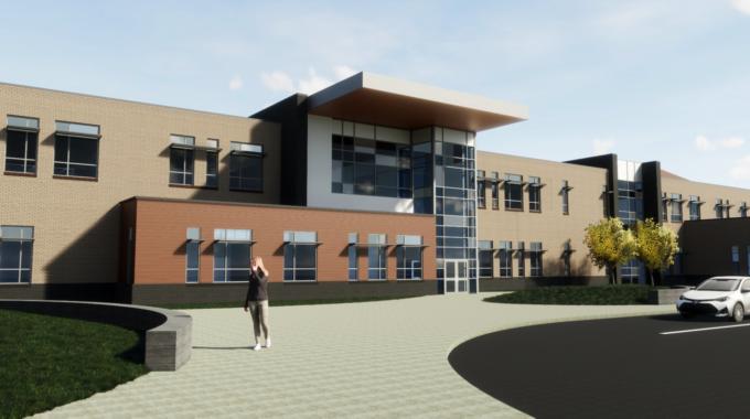 New Mountain Valley School Update
